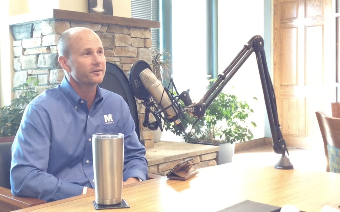 Earning Trust w/ Mike Victorson, CEO M3 Insurance